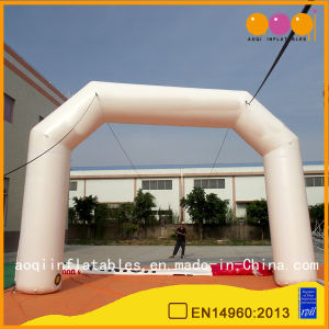 Outdoor Decoration Logo Inflatable Advertising Arch Business Inflatable Archway (AQ53138) pictures & photos