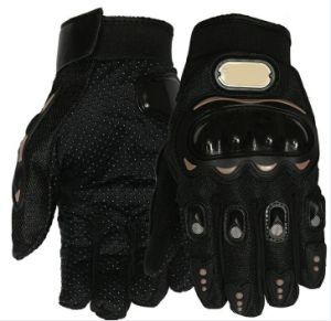 Racing Glove of New Design Wearproof Breathable Fabrics pictures & photos