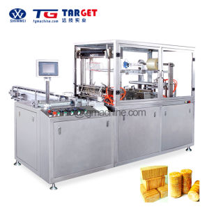 Automatic Biscuit Shrink Wrapping Machine pictures & photos