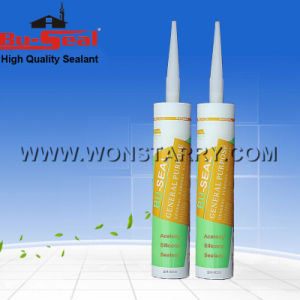 Acetic One Component Adhesive Gp RTV Silicone Sealant (SM-8000) pictures & photos