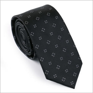 New Design Fashionable Polyester Woven Necktie(50221-8 pictures & photos