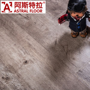 E1grade Laminate HDF Flooring of Embossed Surface pictures & photos
