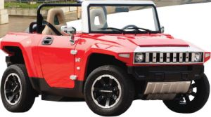 Marshell New Product 4 Seater Electric Hummer (HX-T Limo) pictures & photos