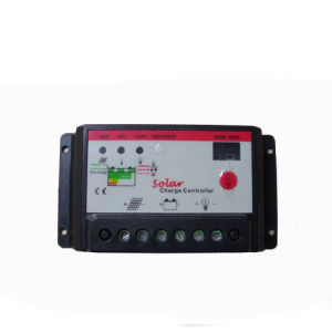 30A Solar Panel Battery Regulator Charge Controller 12V/24V Auto Switch pictures & photos