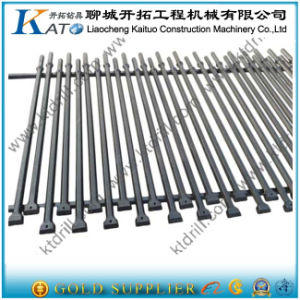 Hex Plug Hole Integral Drill Rod 19mm 22mm 25mm pictures & photos