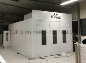 Jf Booth Paint Bake Garage Equipment Auto Spray Booth pictures & photos