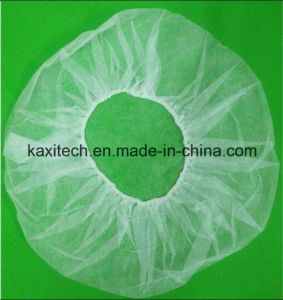 Disposable Non Woven Bouffant Cap Pleated Type pictures & photos