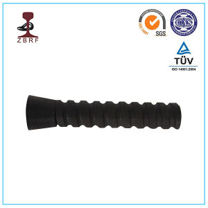 Nylon PA66 Rail Plastic Dowel for Screw Spike pictures & photos