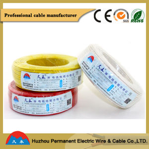 2.5mm 450/750V PVC Insulated Copper Wire pictures & photos