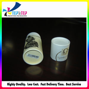 China Good Quality Cylinder Paper Wax Coated Box pictures & photos