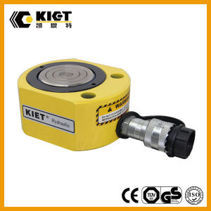 Kiet China Supplier Rsm Series 25 Ton Portable Low Profile Hydraulic Cylinder pictures & photos