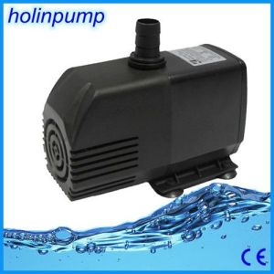 Mini Submersible Fountain Garden Pond Water Pump (Hl-2500F) Pump Aquarium pictures & photos