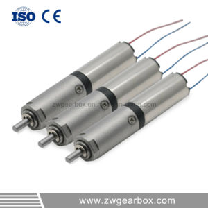 6mm 3V 16 Low Rpm Small DC Gear Motor pictures & photos