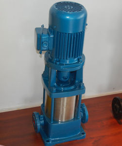 Vertical Inline Multistage Centrifugal Pump pictures & photos