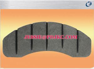 Semi Metallic Train Brake Shoe (UIC543) pictures & photos