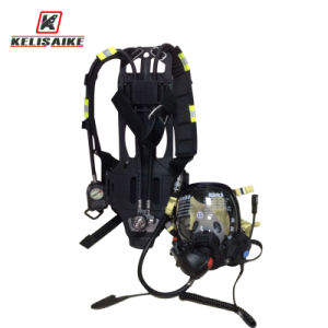Emergency Breathing Apparatus Set Scba 6.8L Carbon Fiber Cylinder pictures & photos