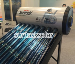 En12976 Solar Keymark Compact Heat Pipe Solar System (A9H) pictures & photos