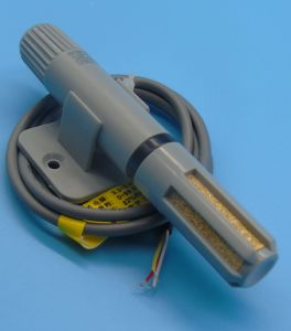 Digital Temperature and Humidity Sensor with Original Binding