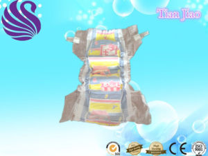 Super Absorption Cheap Price Baby Diaper pictures & photos