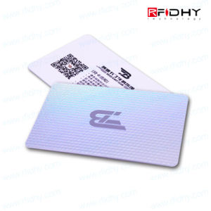 Monza R6 Printable Plastic Smart RFID Card pictures & photos