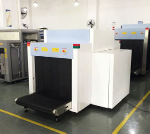 X Ray Baggage Scanner Dual View 10080d pictures & photos