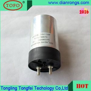 Hot Sell Solar Power Resin Filled DC Link Capacitor pictures & photos