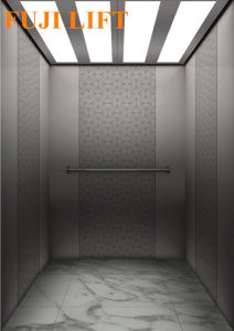 Passenger Elevator with Handrail Upgraged 304 Stainless Steel pictures & photos