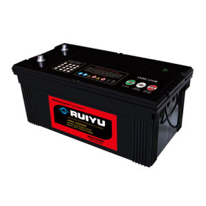 Heavy Duty Lead Acid SMF Auto Trucks Battery (N200) pictures & photos