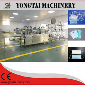 Surgical Disposable Nonwoven Mask Blank Making Machine pictures & photos