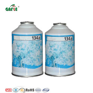 Gafle/OEM High Quality Two-Piece Can R134A Refrigerant Gas pictures & photos