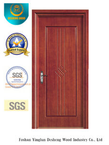 Chinese Style MDF Door for Room with Carving (xcl-017) pictures & photos