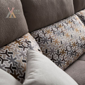 Fabric Sofa Combinationwith Cabinet (1612) pictures & photos
