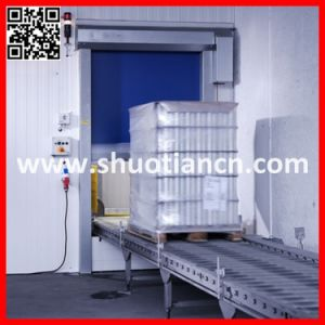 China Industrial Remote Control High Speed Door (ST-001) pictures & photos