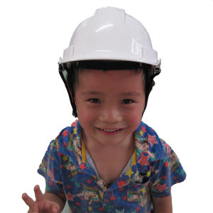Safety Protective ABS & Plastic Helmet for Construction Head Protection pictures & photos