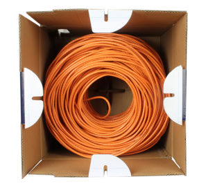 Cat5e LAN Cable UTP/FTP Network Cable pictures & photos