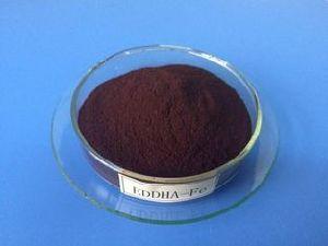 Granular and Powder EDDHA Fe 6% 100% Soluble Fertilizer pictures & photos