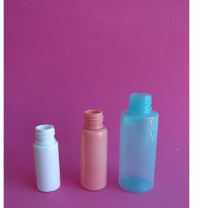 150ml Plastic Cosmetic Boston Pet Bottle Container with Pump pictures & photos