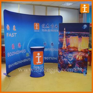 Advertising Stand Pop up Wall Displays (TJ-04) pictures & photos