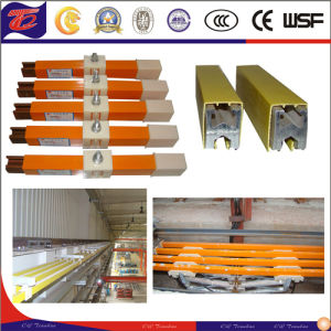 Stable Operation Overhead PVC Housing Trolley Bus Bar System pictures & photos