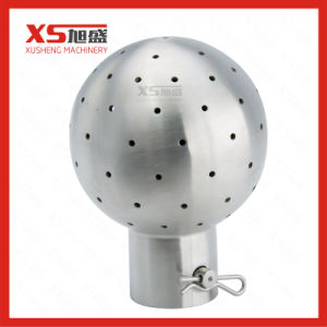 Stainless Steel 304ss Static Sanitary Clip-on Spray Balls pictures & photos