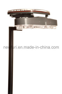 Solar Courtyard Light (green lighting) pictures & photos