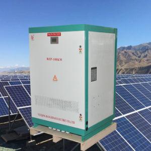 100kw Solar Energy System 300V-600VDC off Grid Solar Inverter pictures & photos