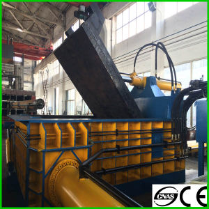 Waste Car Hydraulic Scrap Metal Press Baler pictures & photos