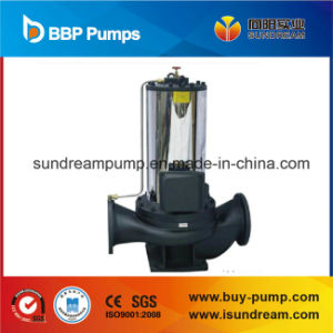 Pbg Vertical Silent Canned Motor Pump/Shield Pump pictures & photos