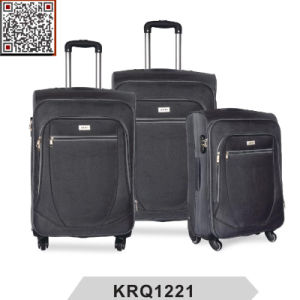Cheap 1200d Polyester Inner Trolley Travel Luggage pictures & photos