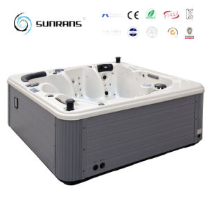 Hot Sale Balboa System 5 Person Outdoor SPA Hot Tub pictures & photos
