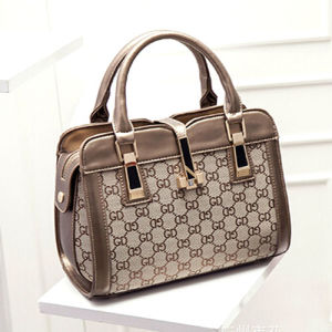 High Quality Handbag Printing Fashion Bag Designer Leather Handbag (XP1691) pictures & photos