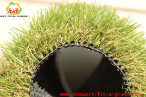 Dynamic Color Soft Artificial Grass for Children Playing Field pictures & photos