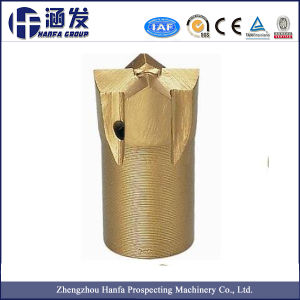 2 or 3 Wings Whole Piece PDC Drill Bit for Sandstone Drilling with 1-4 Water Holes pictures & photos