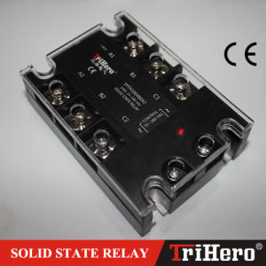 100A AC-AC Three-Phase Solid State Relay (SSR-3 AA100) pictures & photos